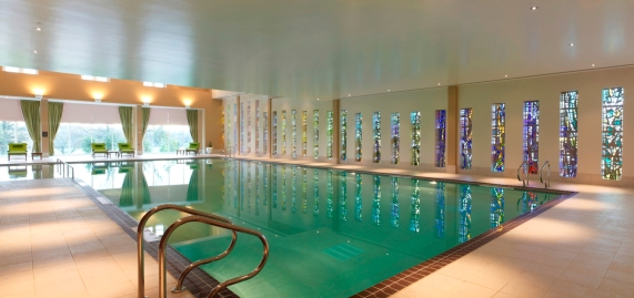 7 HERO IMAGE Rockliffe Hall Swimming Pool
