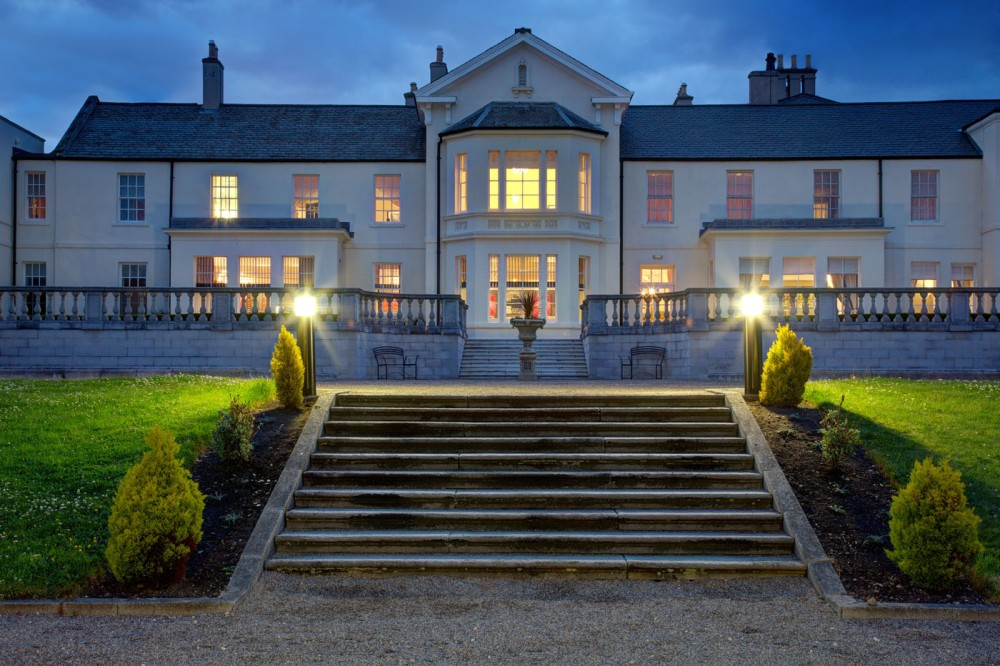 Seaham_Hall_Exterior_BackOfHotel_Night_5