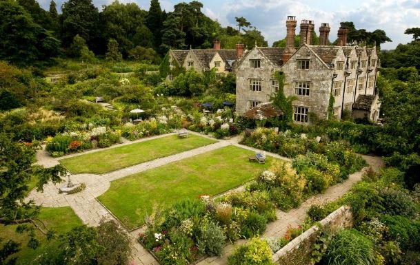 Gravetye Manor Gardens